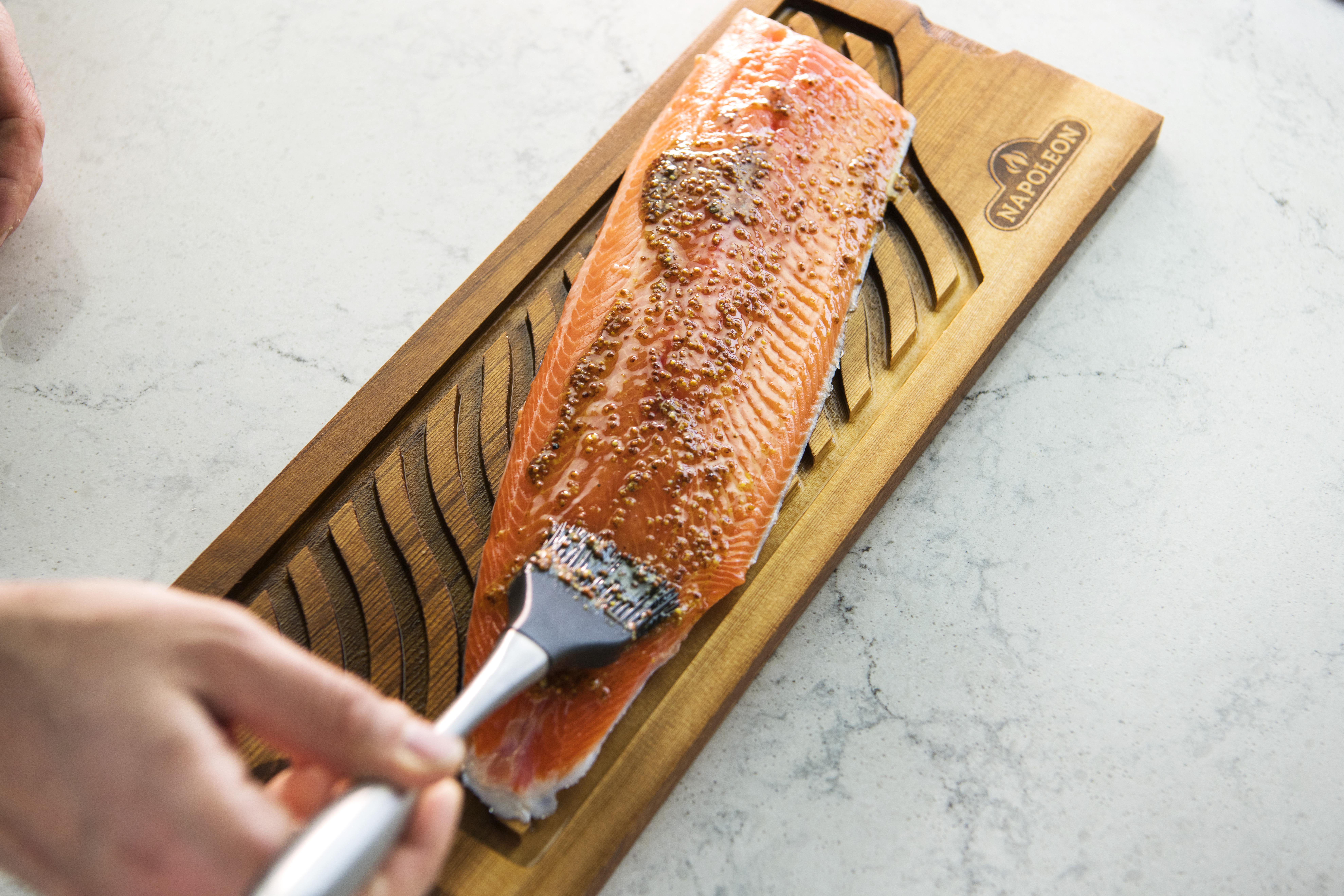 PRO Cedar Infusion Plank