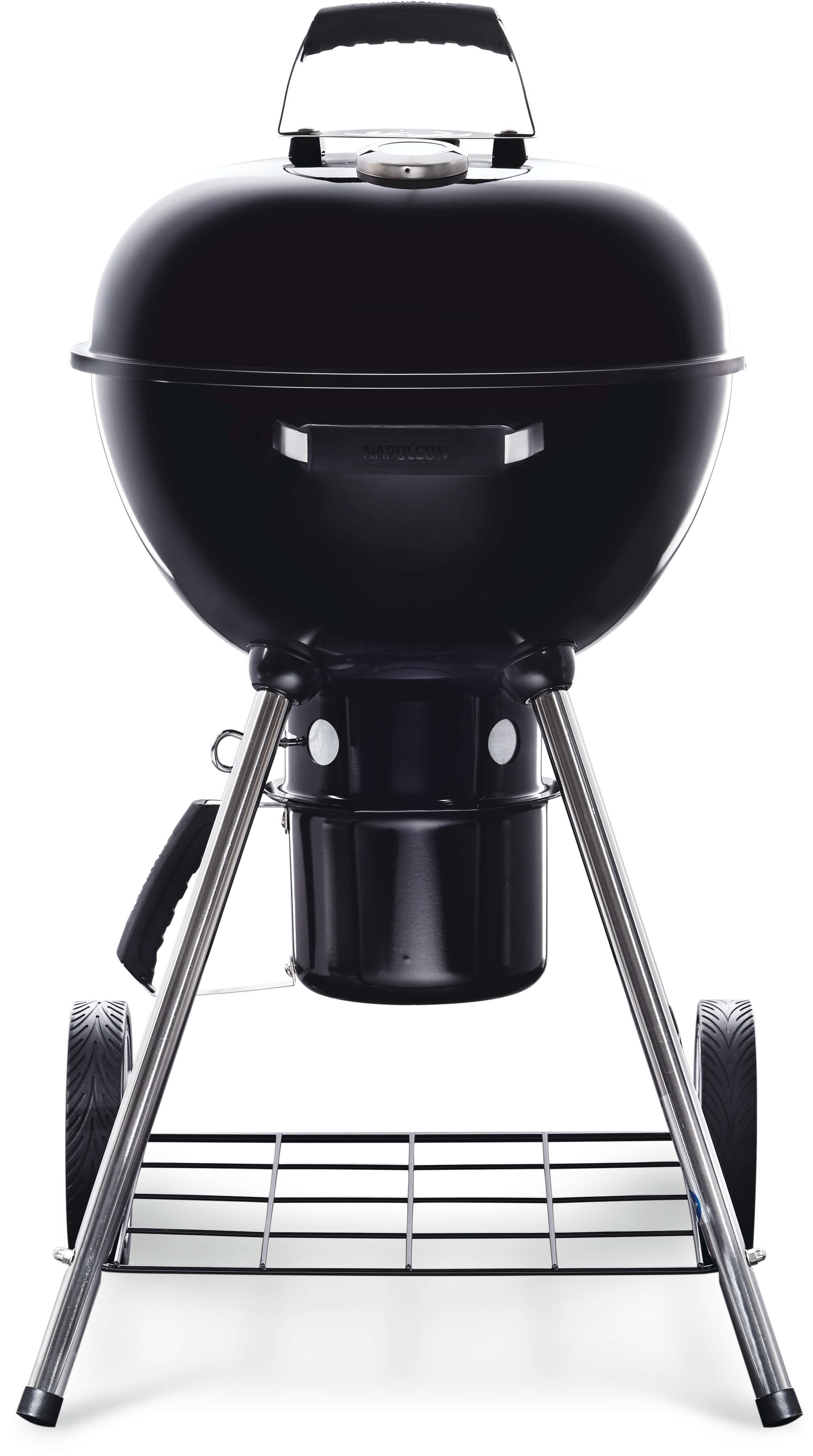 """18"""" Charcoal Kettle Grill, Black"""